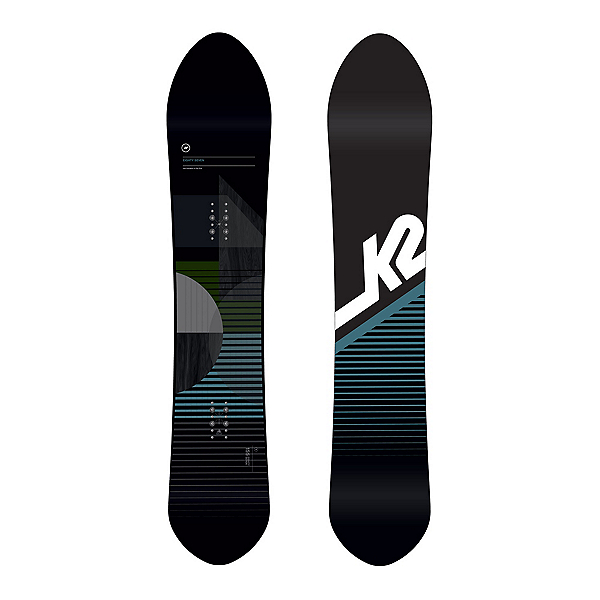 K2 Eighty Seven Snowboard, , 600