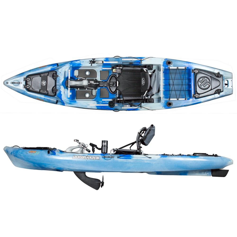 Jackson Kayak Coosa FD Kayak