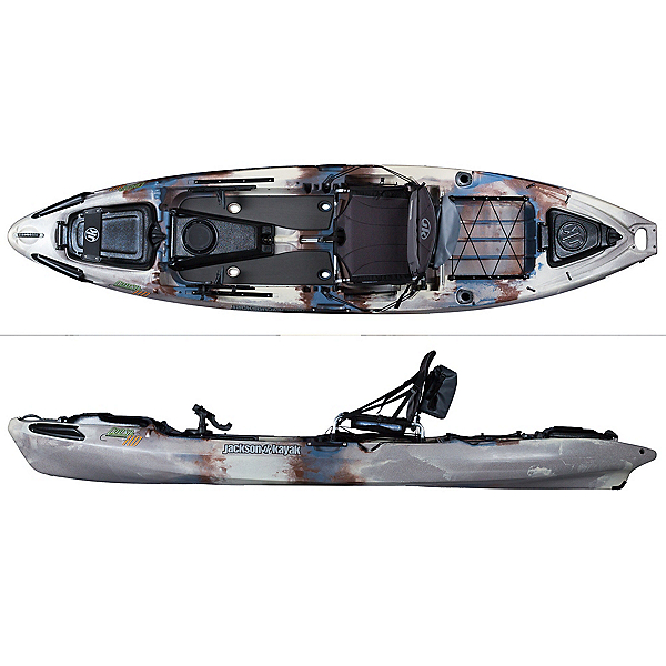 Jackson Kayak Coosa HD Kayak, Mangrove, 600