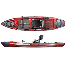 Jackson Kayak MayFly Kayak 2018, Rockfish, 256