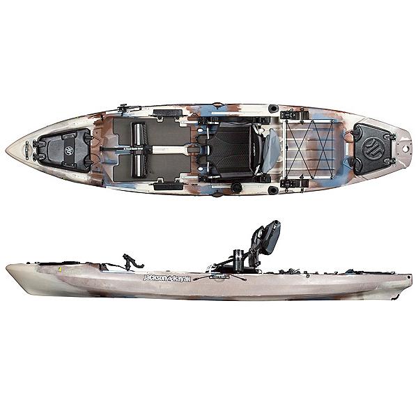 Jackson Kayak MayFly Kayak, Mangrove, 600