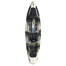 Jackson Kayak Big Rig Kayak 2018, Forest Camo, 256