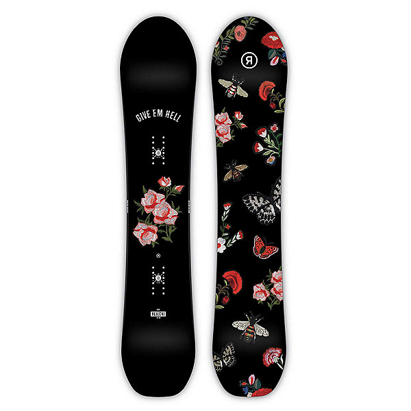 Ride Hellcat Womens Snowboard 2019, , 600