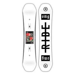 Ride OMG Womens Snowboard 2019, 146cm, 256