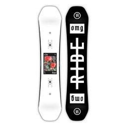 Ride OMG Womens Snowboard 2019, 150cm, 256