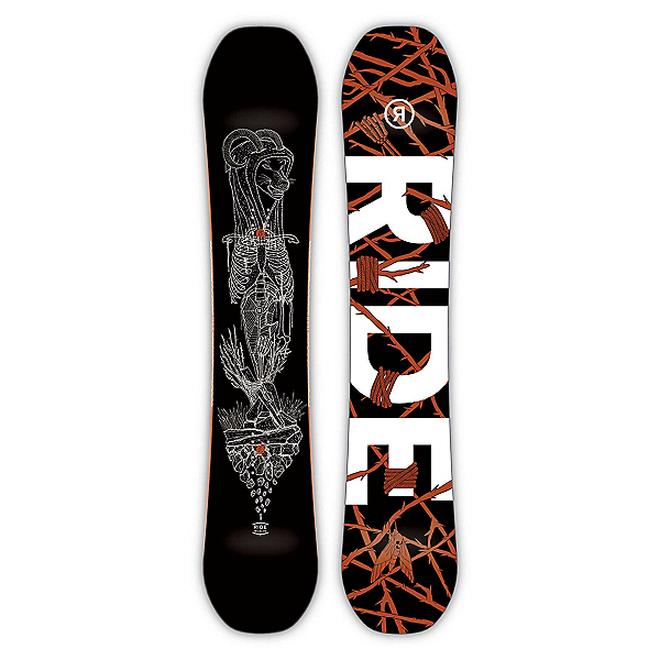 Ride Wildlife Snowboard 2019, , 600