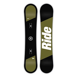 Ride Agenda Wide Snowboard 2019, 161cm Wide, 256