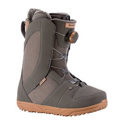 Ride Sage Boa Coiler Womens Snowboard Boots 2019, Taupe, 256