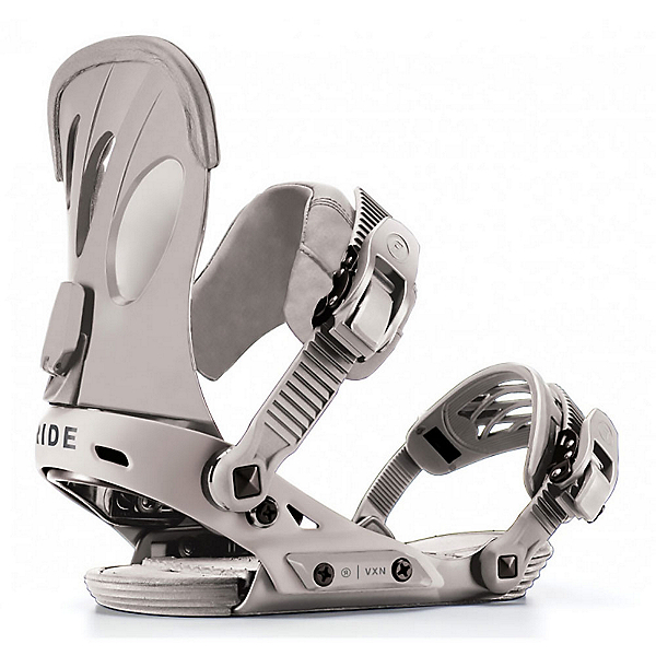 Ride VXN Womens Snowboard Bindings, Grey, 600
