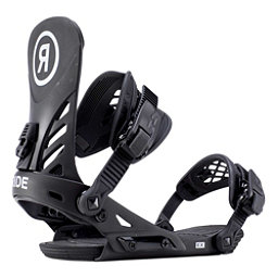 Ride EX Snowboard Bindings 2019, Black, 256