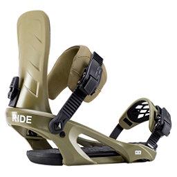 Ride KX Snowboard Bindings 2019, Olive, 256