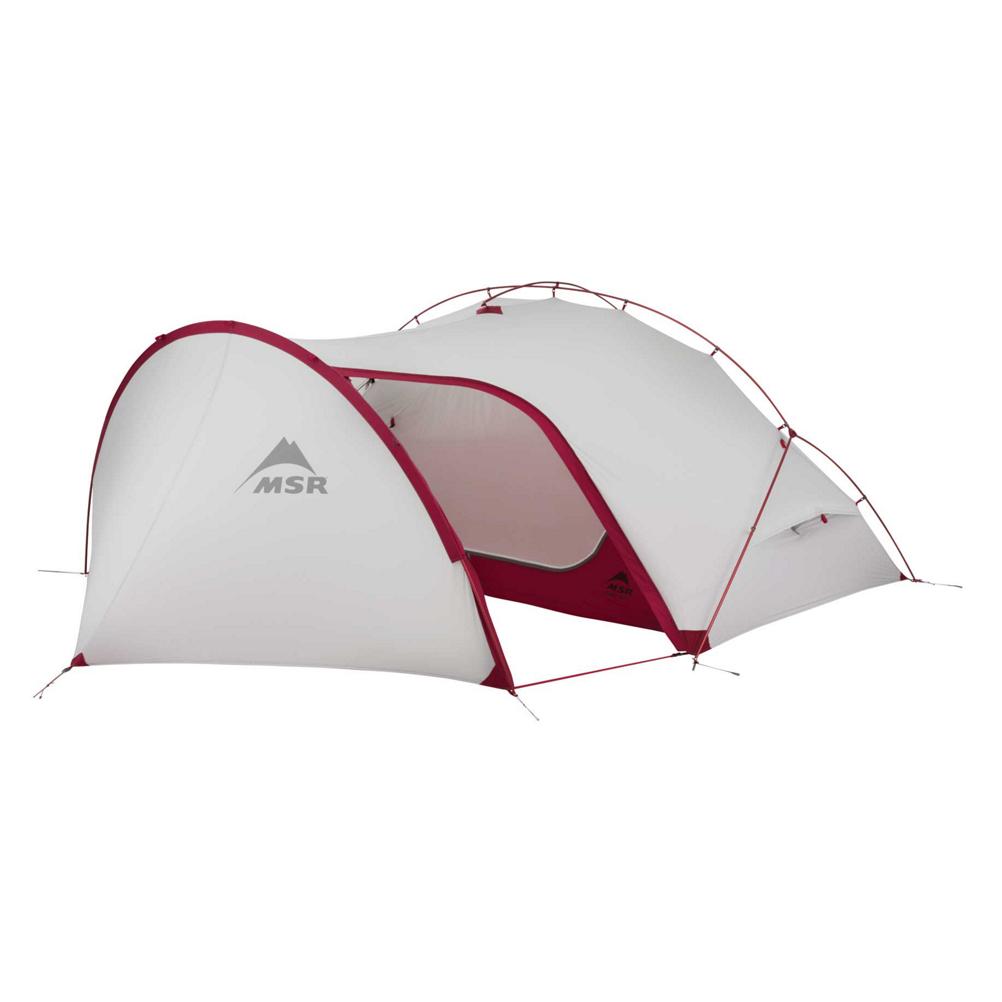 MSR Hubba Tour 2 Tent im test
