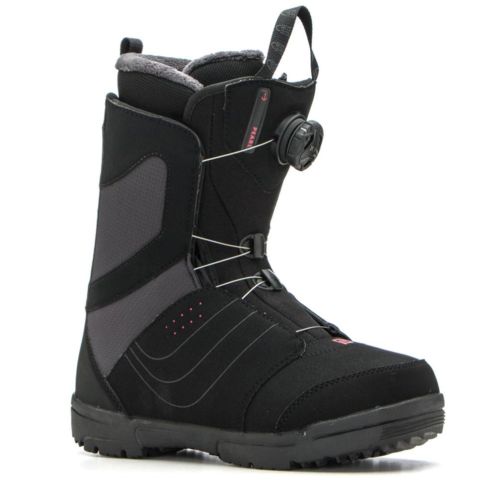 Salomon Pearl Boa Womens Snowboard Boots 2020 im test