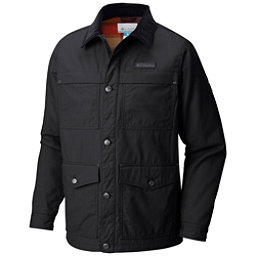 Columbia Loma Vista Flannel Mens Jacket, Black, 256