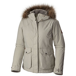 Columbia Grandeur Peak Womens Jacket, Flint Grey, 256