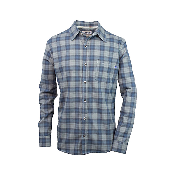 Purnell Tilden Performance Plaid Flannel Shirt, , 600