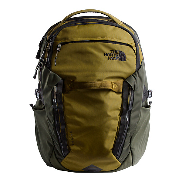 The North Face Surge Backpack, Fir Green-New Taupe Green, 600