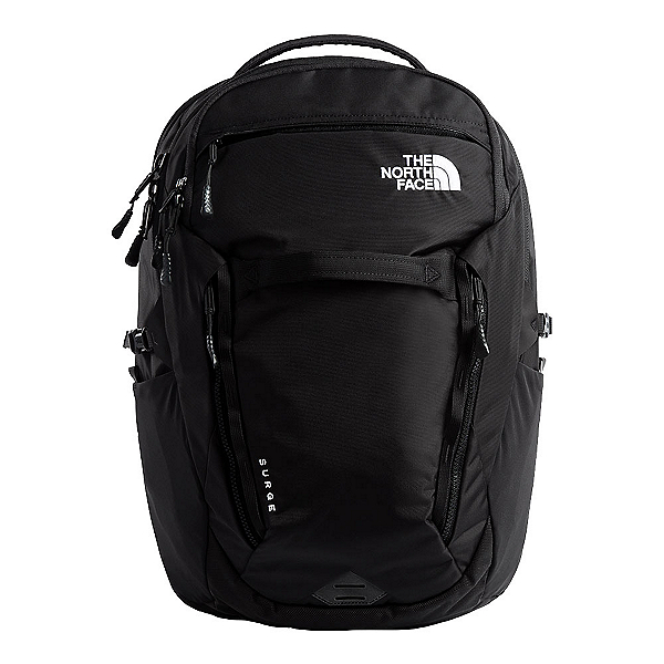 The North Face Surge Women's Backpack (Previous Season) 2020, TNF Black, 600