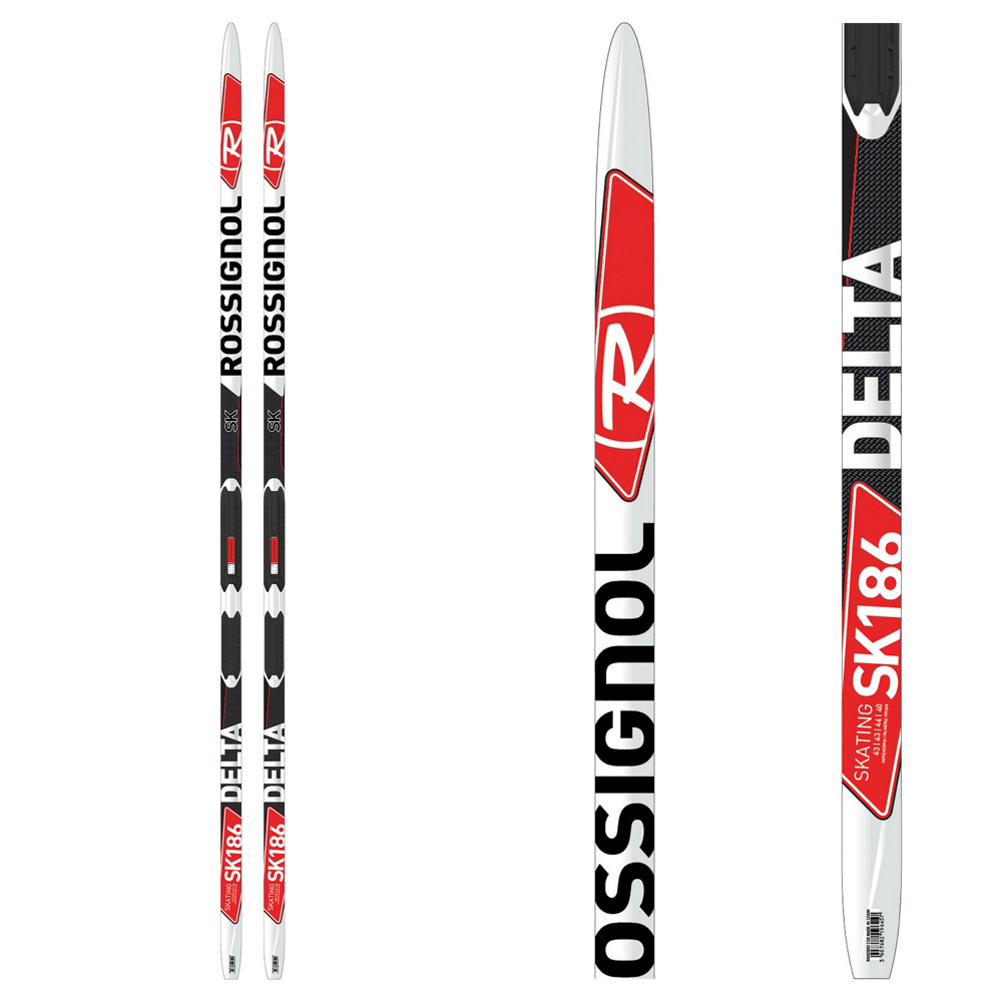 Image of Rossignol Delta Skating-IFP Cross Country Skis