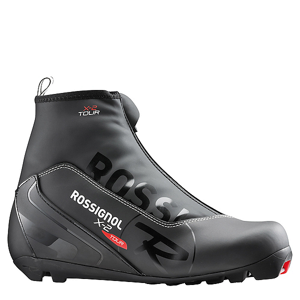 Rossignol X-2 NNN Cross Country Ski Boots 2020, Black, 600