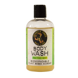 Joshua Tree Tea Tree & Mint Body Wash 2018, , 256