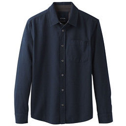 Prana Woodman Long Sleeve Flannel Mens Shirt, , 256