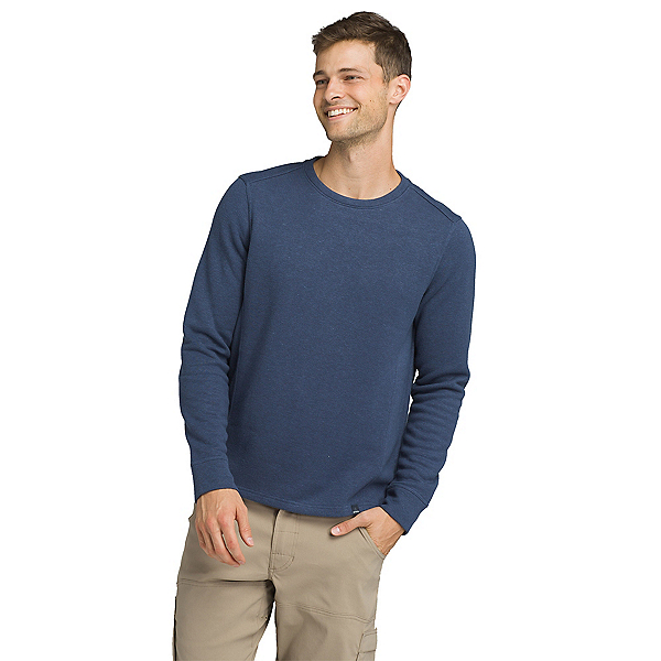 Prana Norcross Long Sleeve Crew, , 600