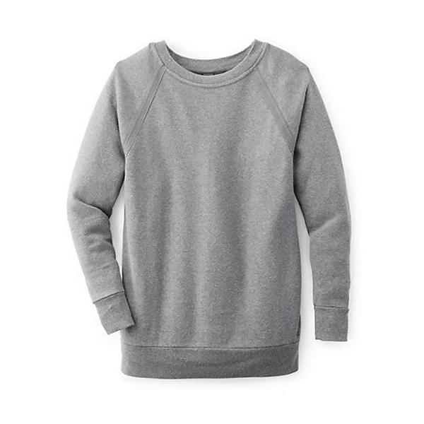Prana Cozy Up Sweatshirt, Heather Grey, 600