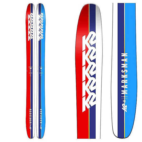 K2 Marksman Skis, , 600