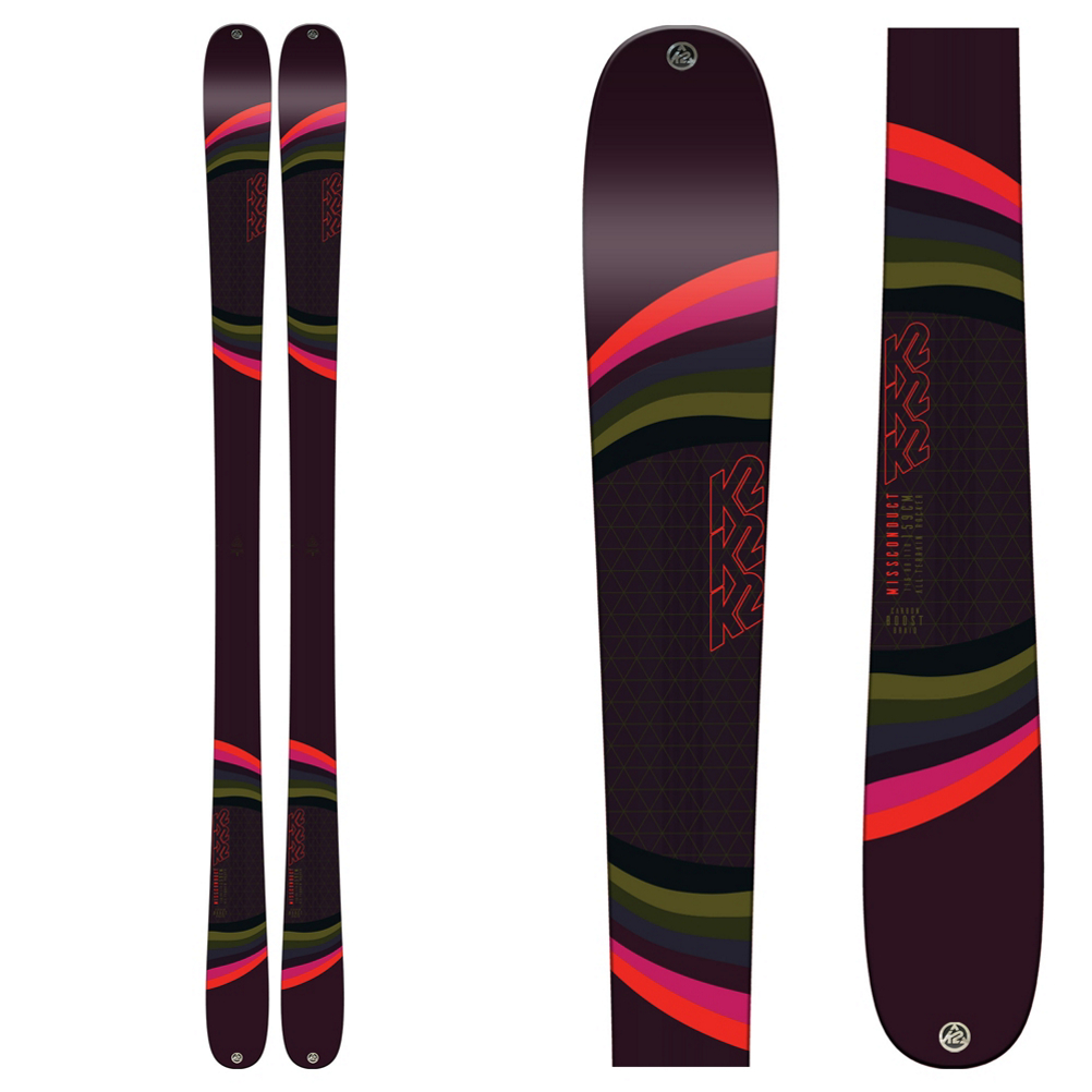 K2 Missconduct Womens Skis