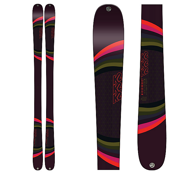K2 Missconduct Womens Skis, , 600