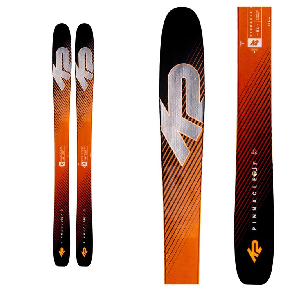 K2 Pinnacle Jr. Kids Skis im test