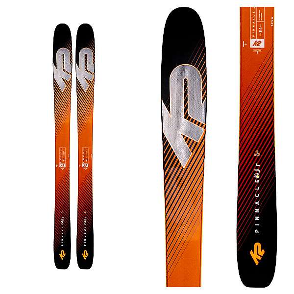 K2 Pinnacle Jr. Kids Skis, , 600