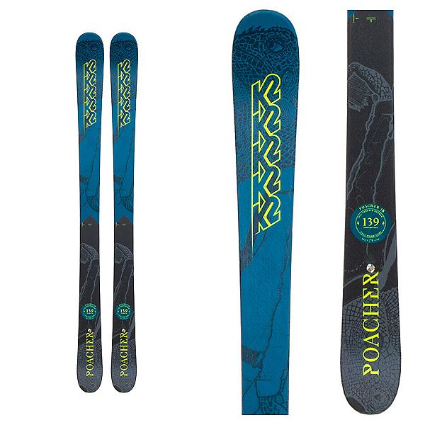K2 Poacher Jr. Kids Skis, , 600