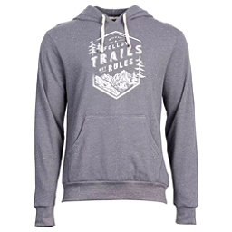 United By Blue Follow Trails Hoodie, Steel Grey, 256