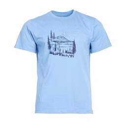 United By Blue First Light T-Shirt, River Blue, 256