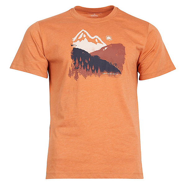 United By Blue Mountain Ink T-Shirt, Umber, 600
