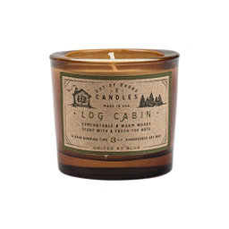 United By Blue Out-of-Doors Candle, Log Cabin, 256