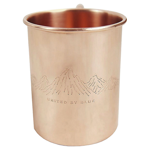 United By Blue Mountain Peak Copper Mug, , 600
