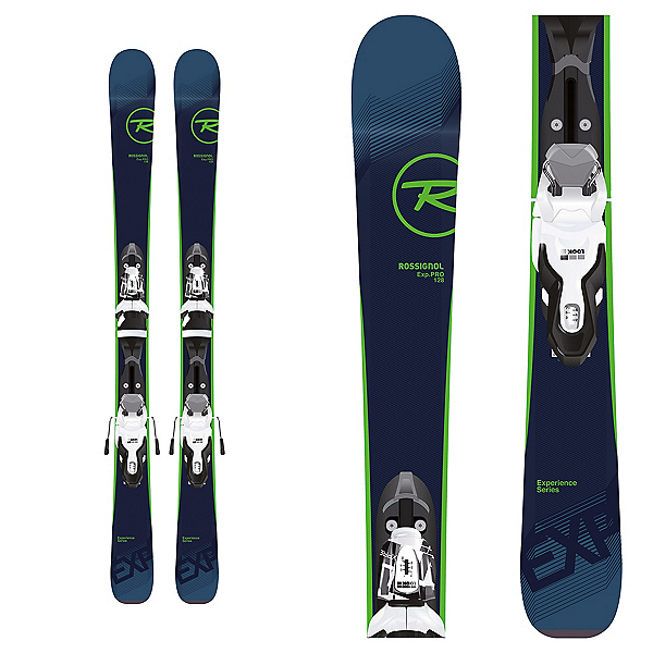 Rossignol Experience Pro Kids Skis with Xpress J 7 Bindings 2020, , 600