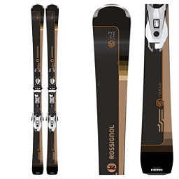 Rossignol Famous 10 Womens Skis with NX 12 Konect Bindings 2019, , 256