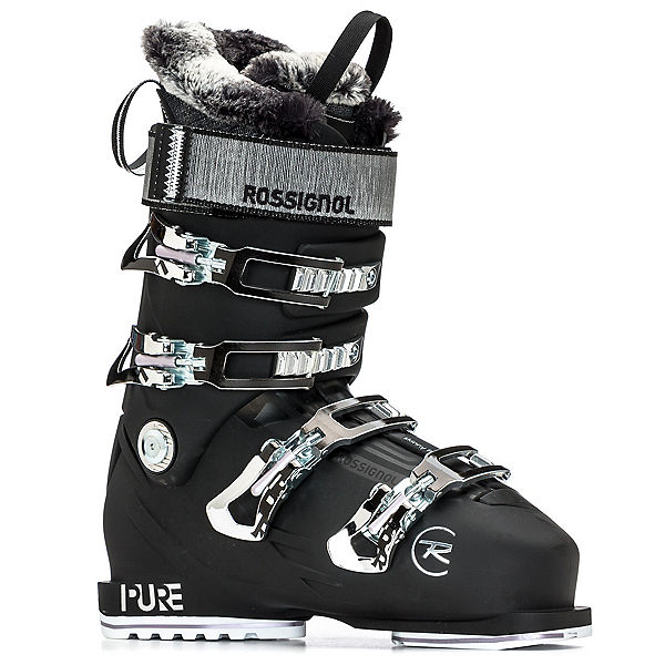 Rossignol Pure Elite 70 Womens Ski Boots 2020, Black, 600
