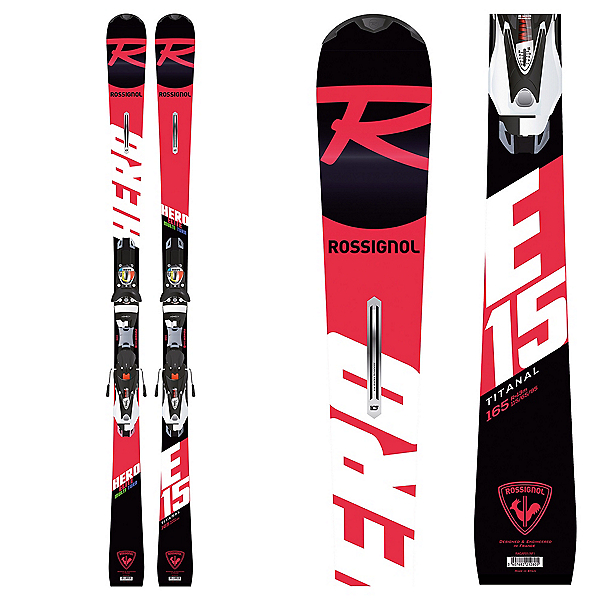 Rossignol Hero Elite MT Ti Skis with SPX 12 Konect Bindings, , 600
