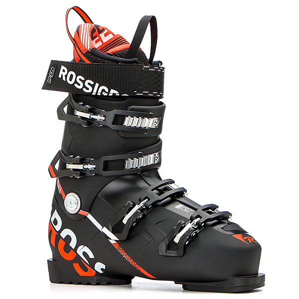 Rossignol Speed 120 Ski Boots 2019, Black-Red, 600