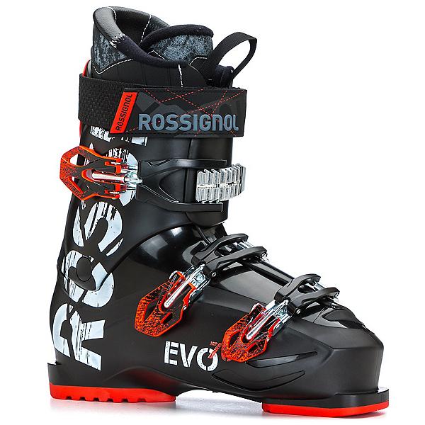 Rossignol Evo 70 Ski Boots, Black-Red, 600