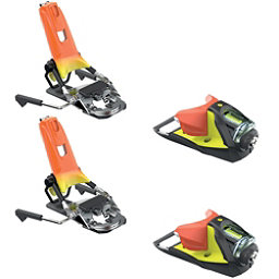 Look Pivot 14 Ski Bindings 2019, Yellow-Orange, 256