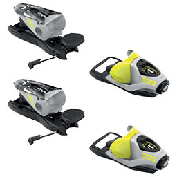 Look NX 11 Ski Bindings 2019, Concrete-Yellow, 256
