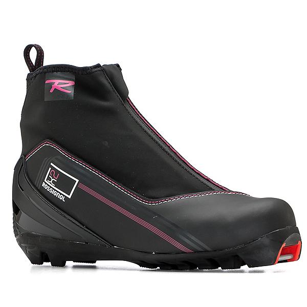 Rossignol X-2 FW Womens NNN Cross Country Ski Boots 2020, Black, 600