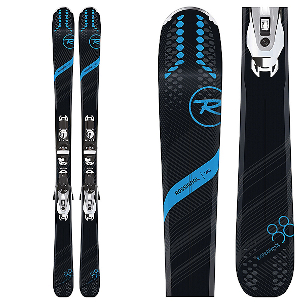 Rossignol Experience 88 Ti W Womens Skis with NX 12 Konect Bindings, , 600