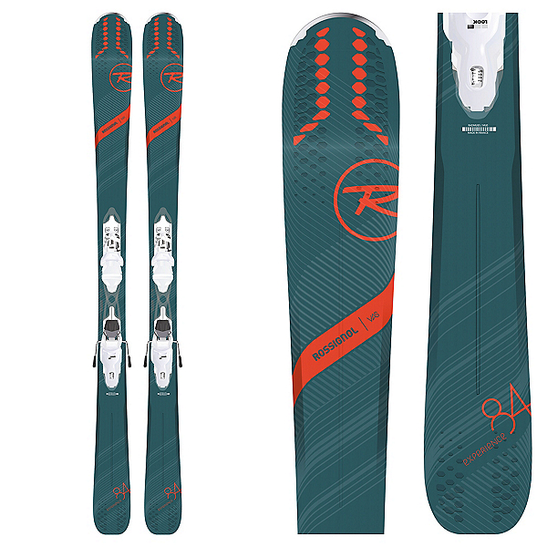 Rossignol Experience 84 AI W Womens Skis with Xpress 11 Bindings 2019, , 600